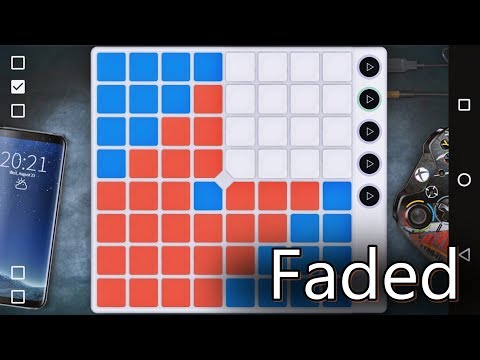 Alan Walker - FADE [NCS]  UNIPAD LAUNCHPAD - DOWNLOAD