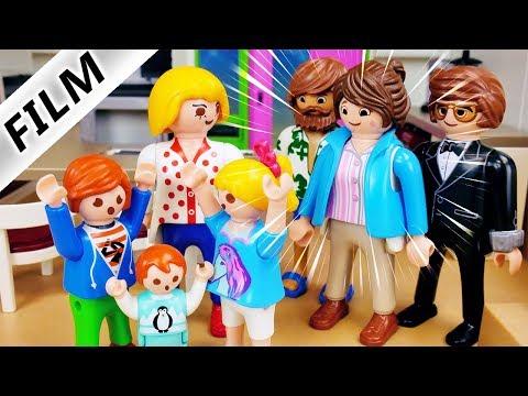 Playmobil Film deutsch   MARLA SUCHT IHREN BRUDER CHARLIE - Kann Familie Vogel helfen? Kinderfilm