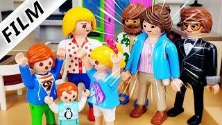 Playmobil Film deutsch MARLA SUCHT IHREN BRUDER CHARLIE - Kann Familie Vogel helfen Kinde ...