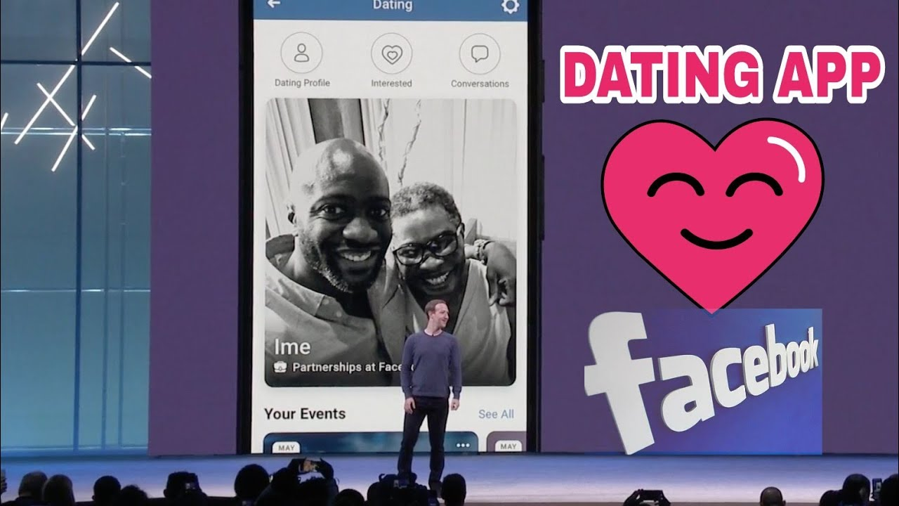 does facebook have a dating app