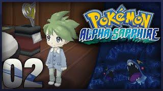 Pokemon Alpha Sapphire - #02 - Rosy Cheek Wally!