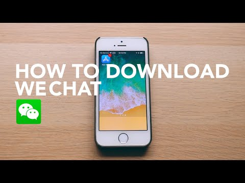 How To Download WeChat