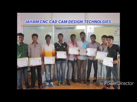 JAYAM CNC CAD/CAM DESIGN TECHNOLGIES