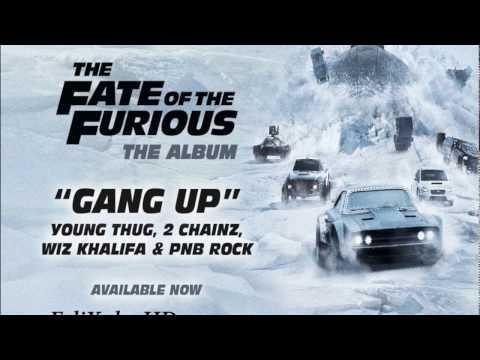 Young Thug, 2 Chainz, Wiz Khalifa & PnB Rock – Gang Up ( lyrics ) FeliXplusHD