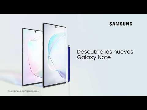Samsung Galaxy Note 10 Plus N975 Dual Sim 256GB Silver
