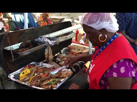 #Antigua #Independence  Day #Food Fest 2017
