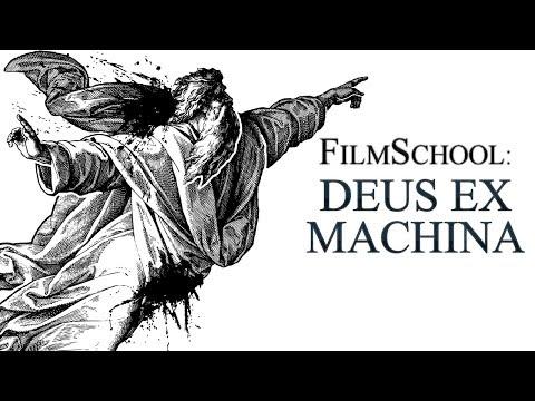 Film School: ¿Qué es Deus Ex Machina?