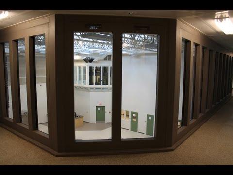 Canada's Largest New Prison: Edmonton Remand Centre, Alberta, Canada