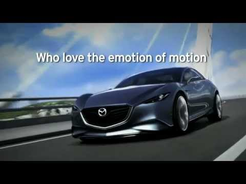 Mazda Skyactiv Technology Brand Movie