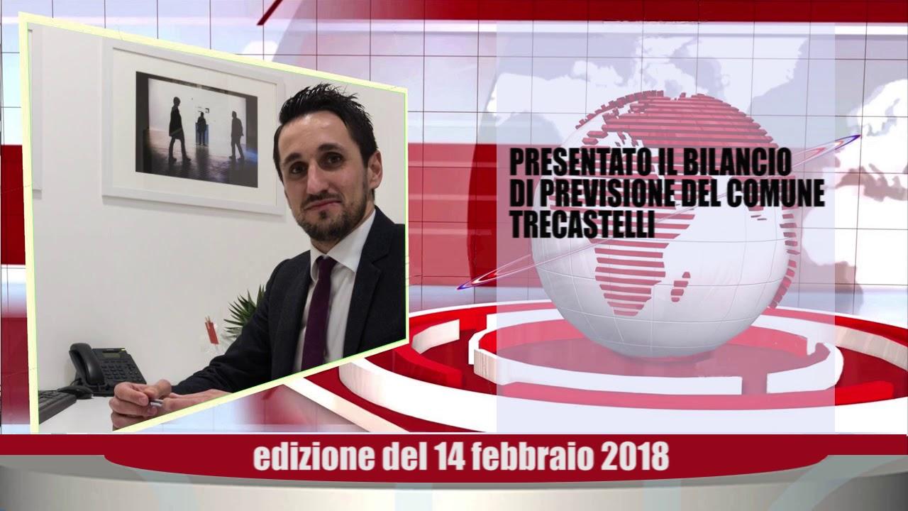 Notizie Senigallia Web Tv 14 feb 2018