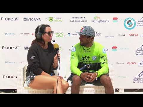 LIVE-STREAM | GKA KITE-SURF WORLD CUP | CAPE VERDE 2020  DAY 3