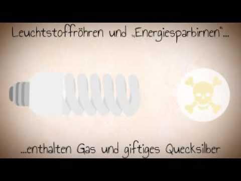 Green Games Project: Disposing of Lightbulbs (DE)