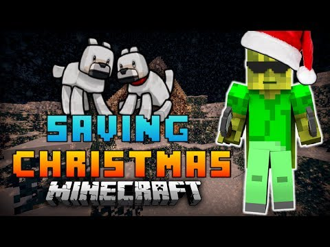 WEIHNACHTEN RETTEN!! - Minecraft Saving Christmas ADV Map [Deutsch/HD]