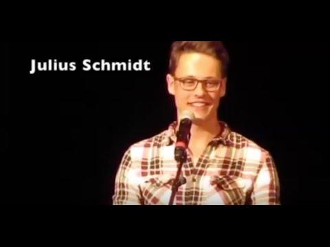 Julius Schmidt - Spohoetry Slam Juli 2016