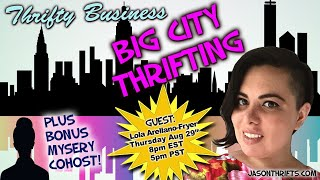 How Does Big City Thrifting Compare To Suburbs Thrifting Thrifty Business 7.20