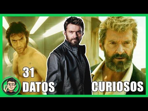 31 Curiosidades Que NO SABIAS Sobre Hugh Jackman (Logan Wolverine) | ZomByte
