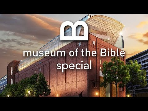 Movieguide®'s Backstage Pass: Museum of the Bible Special