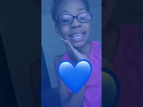 I want you to color me BLUE 💙💙💙 @Curly.head.jaylen