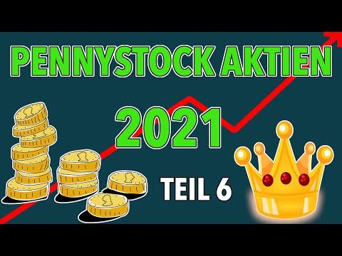 PENNYSTOCK AKTIEN 2021