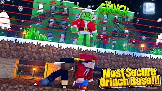 Minecraft Most Secure - ROPO TRIES TO BREAK INTO THE GRINCH
