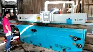 Veneer Slicer Machine