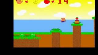 Crash Bandicoot 2D