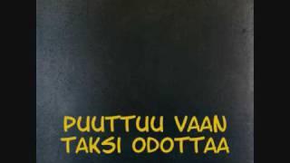 Happoradio - Tanssi (lyrics)