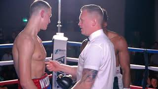 HARRY WOODS VS VICTOR EDAGHA - BLACK FLASH PROMOTIONS | EVERTON RED TRIANGLE | LIVERPOOL