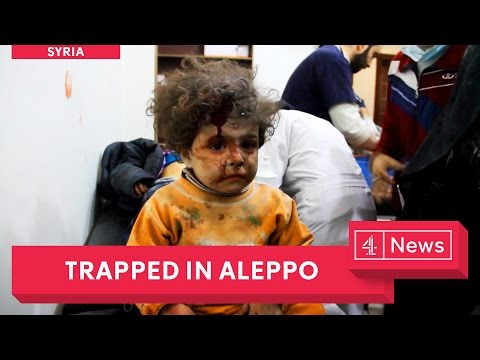 Rebel-held Aleppo's Last Hospital