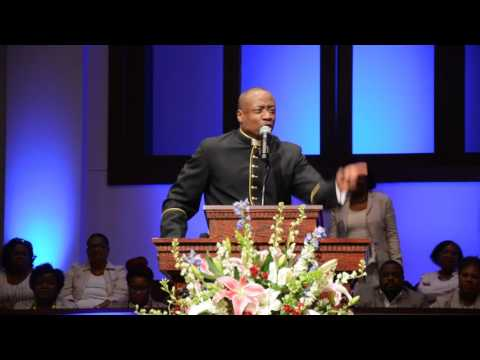 Pastor Marcus D Cosby Blesses The Luke Humble 15th Pastoral Anniversary Dr. Timothy Sloan part 2