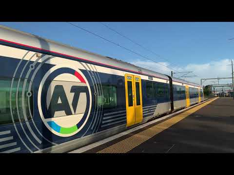 Auckland Rail, Southern Line