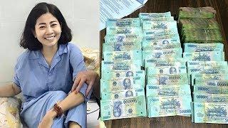 Công Khai Tổng Số Tiền Mai Phương Được Ủng Hộ Đã Lên Tới Hơn 1 Tỷ Đồng - TIN TỨC 24H TV