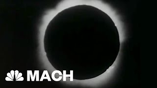 Historic Syzygy Eclipse To Be Visible In United States In August | Mach | NBC News
