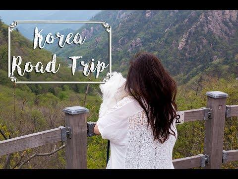"""Korea Road Trip Day 2: Mountains, Beaches & """"Unique"""" Rest Stops (NSFW)"""
