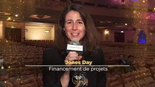 Palmarès du Droit 2021   Jones Day   Financement de projets