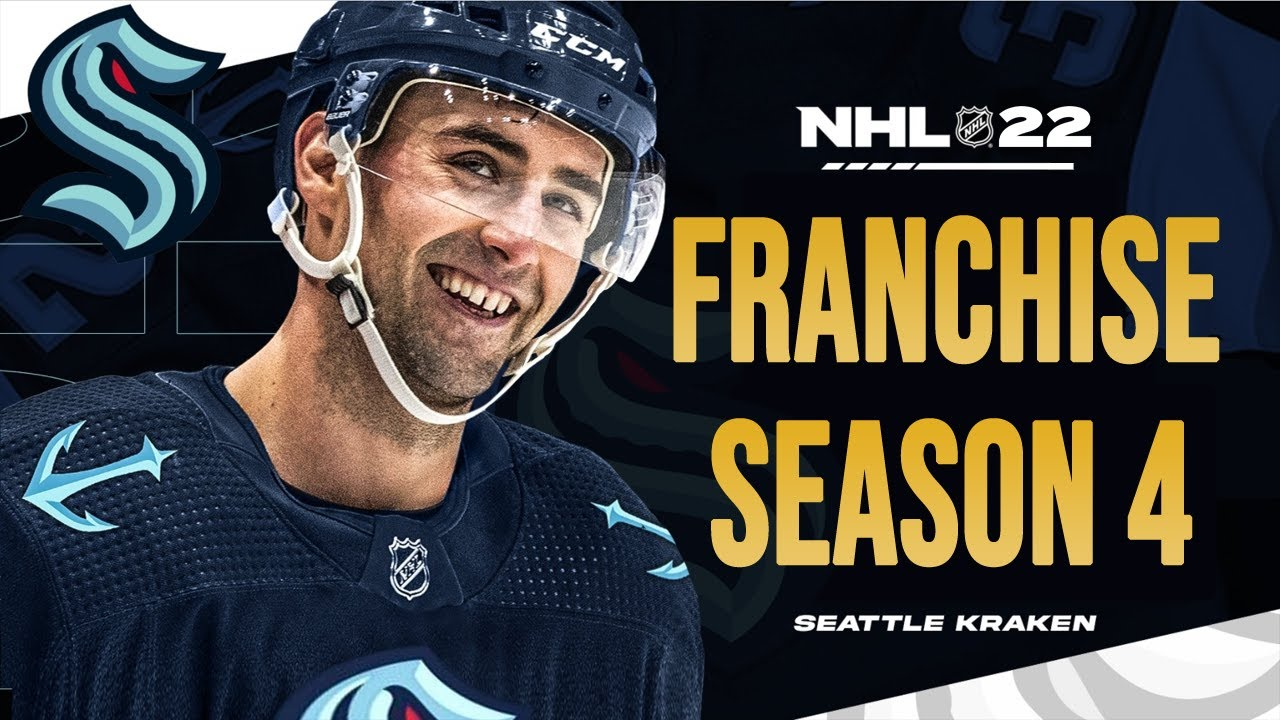 Download NHL 22: SEATTLE KRAKEN FRANCHISE MODE - SEASON 4