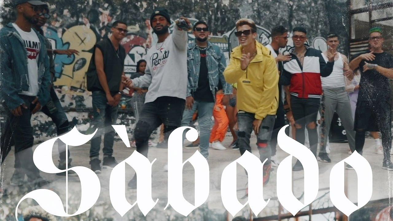 Download SÀBADO ❎  July Roby, Alex Díaz, Amel, Yarini, Yeyfer, Jay Song, Dave, Lemuell & Sr Brown