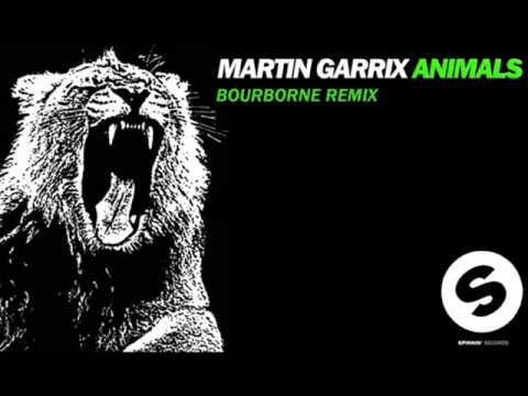 Martin Garrix - 'Animals' (Bourborne Remix)