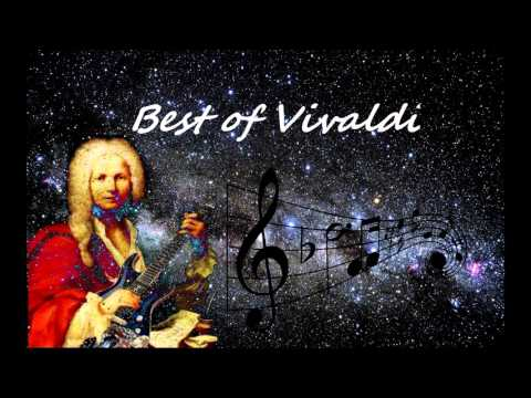 Best of Vivaldi - Concertos - HD & HQ - part I