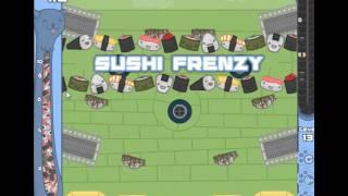 суши кот прохождение 3