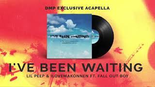Lil Peep & ILoveMakonnen Ft. Fall Out Boy - I've Been Waiting (Acapella) Video