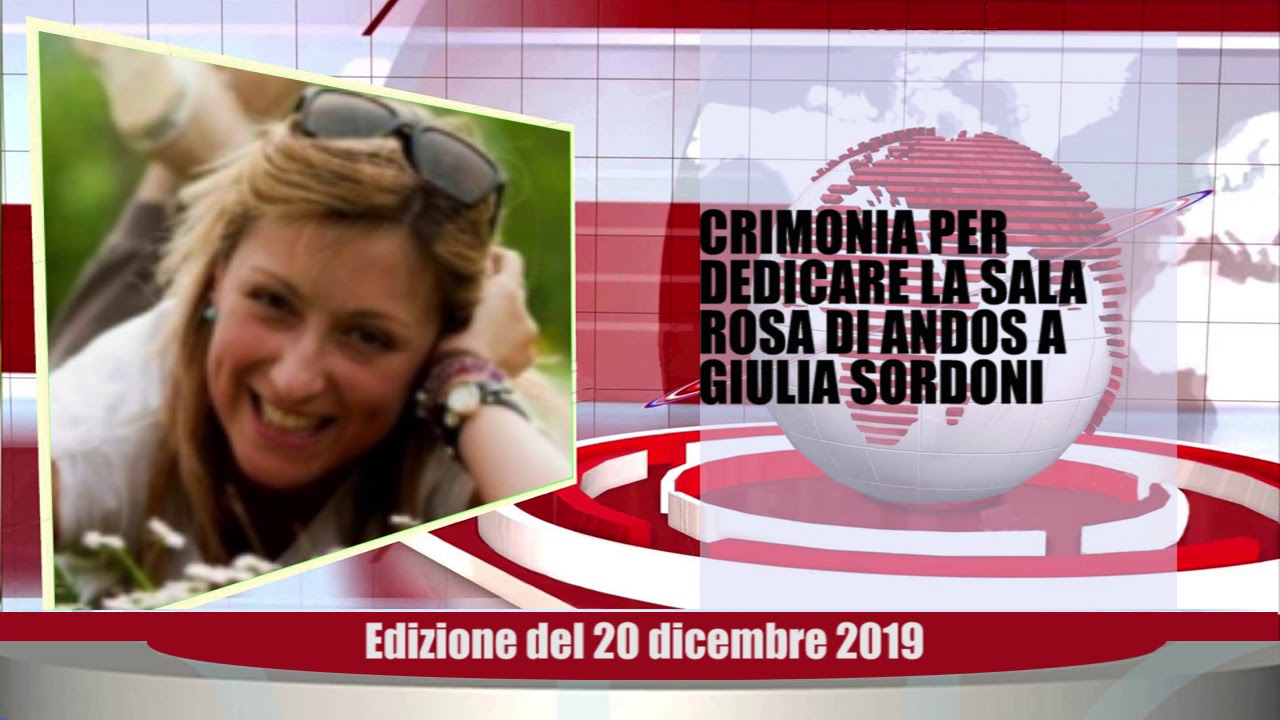 Velluto Senigallia Tg Web del 20 12 2019
