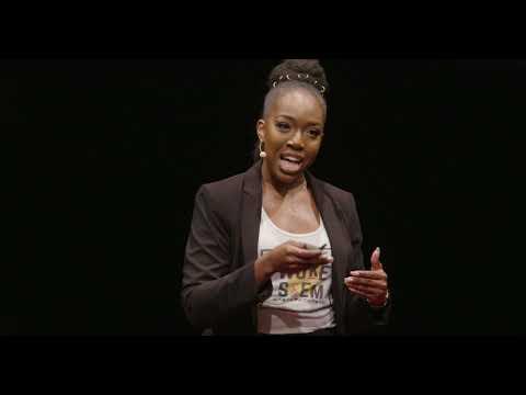 Intersectionality will save the future of science | Shawntel Okonkwo | TEDxUCLA