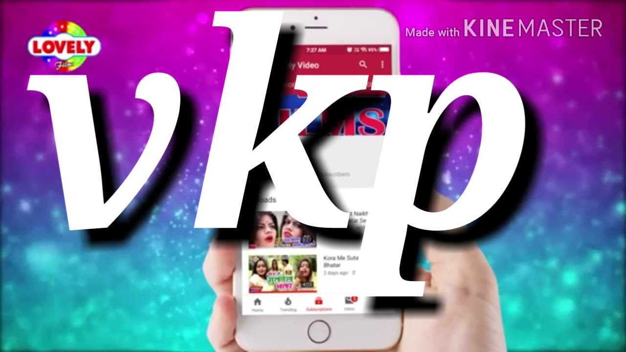 VKP TD04KV - YouTube