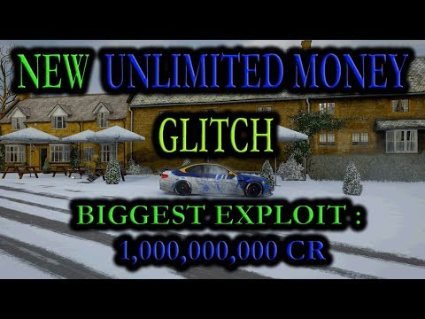 *NEW* UNLIMITED MONEY GLITCH FORZA HORIZON 4 BIGGEST EXPLOIT thumbnail