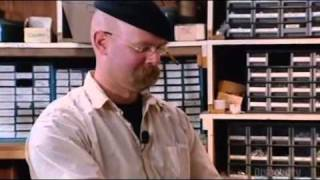 Mythbusters - Exploding CD