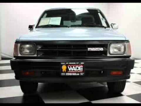 1991 MAZDA B2200/B2600I PICKUP 2WD St George, UT 0528012 - YouTube