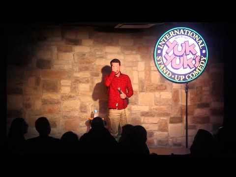 John Cullen Comedian - Live 2013