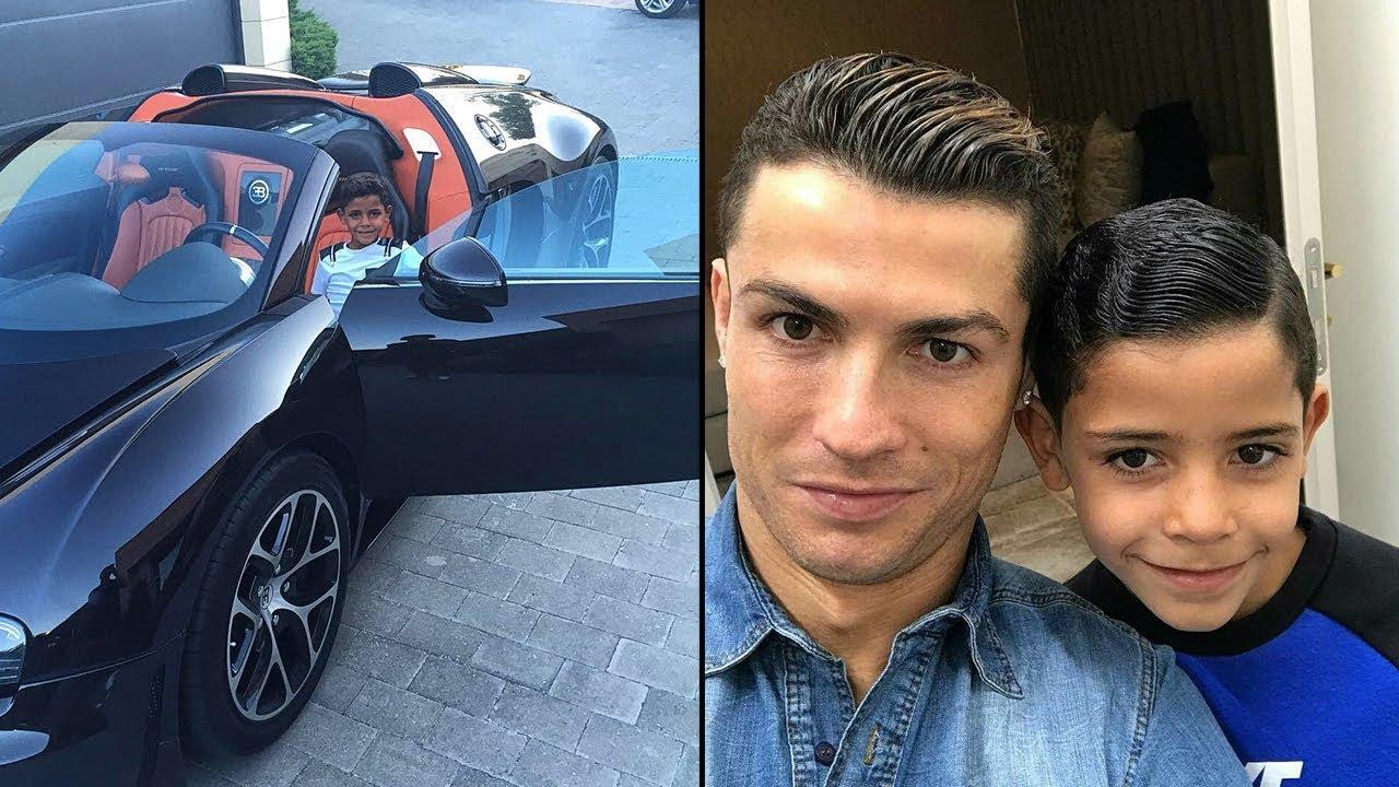 Ecco Come il Figlio di Cristiano Ronaldo Vive la Sua Vita
