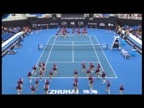 Australian Open Asia-Pacific Wildcard Play-off - The Finals